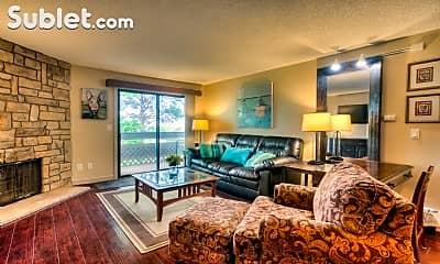 Living Room, 400 Zang St, 0