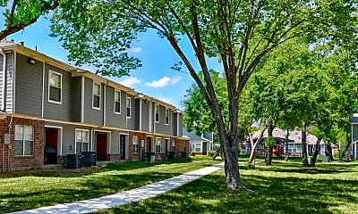 Building, Park Yellowstone Townhomes, 1