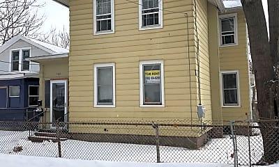 Building, 163 Spencer St, 0