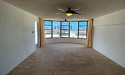 Living Room, 1447 Kewalo St, 1