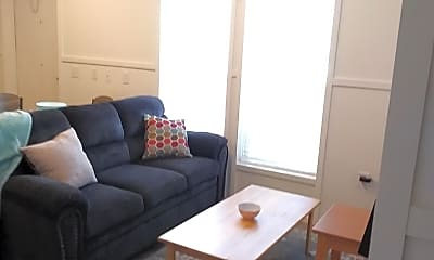 Living Room, 2023 E Henderson St, 0
