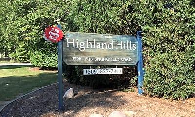 Highland Hills Apartments, 1