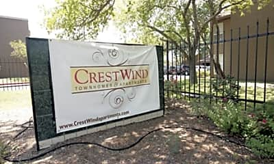 CrestWind Townhomes and Apartments, 2