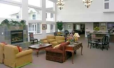 Living Room, Vintage at Silverdale, 2