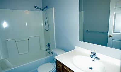 Bathroom, 3612 NE 72nd St., 2