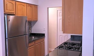 Kitchen, Kennedy Arms, 1