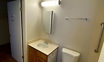 Bathroom, 1902 1st St, 1