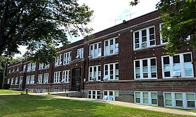 Brick School Terrace, 0