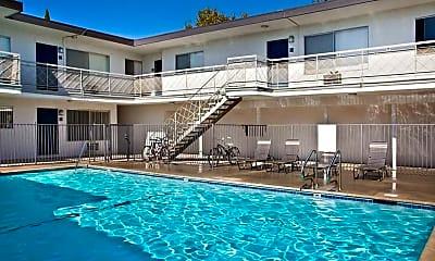 Pool, Milton Place, 1