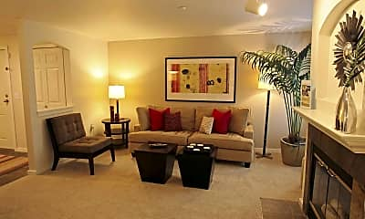 Living Room, Lexington Heights, 1