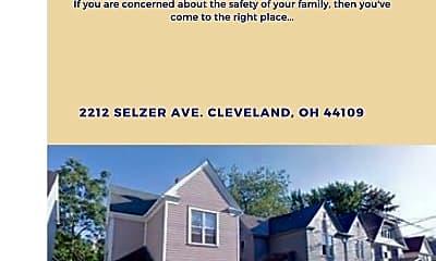 Community Signage, 2212 Selzer Ave, 0
