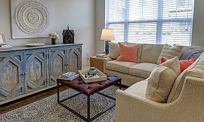 Living Room, Timbers, 1