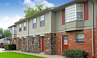 Building, Sugartree Apartments and Townhomes, 1