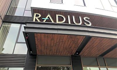 Radius Apartments, 1