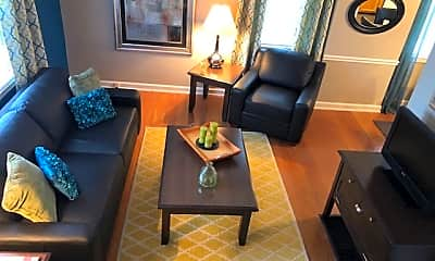 Living Room, Elements of Louisville, 1