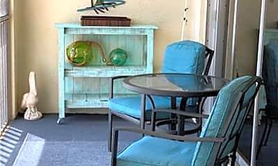 Patio / Deck, 25901 Hickory Blvd 105, 2