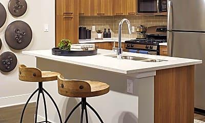 Kitchen, Mave Apartments, 0