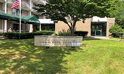 Sullivan Towers, 1