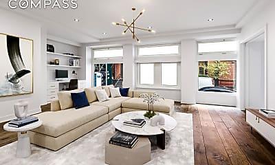 Living Room, 18 Leonard St 1-A, 1