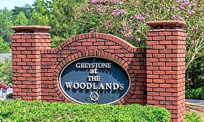 Community Signage, Greystone At The Woodlands, 2