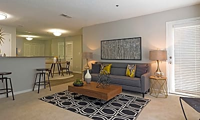 Living Room, Ivy Commons, 1