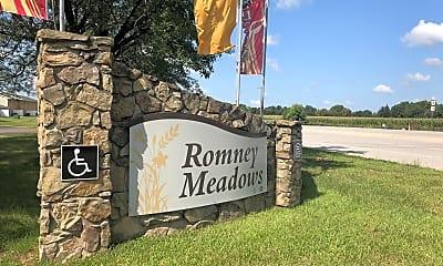 Romney Meadows, 1
