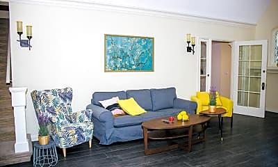 Living Room, 6148 Afton Pl, 0