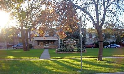Community Signage, Northwood Commons, 2