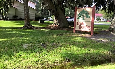 Oak Retreat Apartments, 1