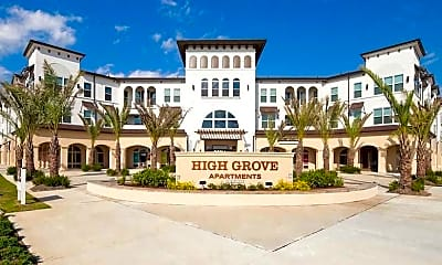 Building, The High Grove, 0