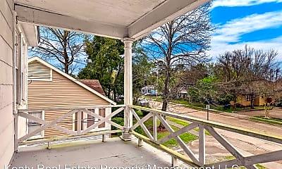 Patio / Deck, 324 General Mouton Ave, 1