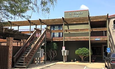 St Francis Village Apartments, 1