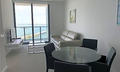 Living Room, 501 NE 31st St 3404, 1