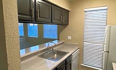 Kitchen, Melody Parc Residences, 2