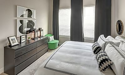 Bedroom, Macallan at Ross, 2