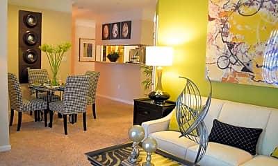 Living Room, Mariners Crossing, 1