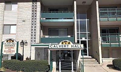 Calvert Hall, 0