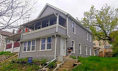 Building, 2582 S Burrell St, 2
