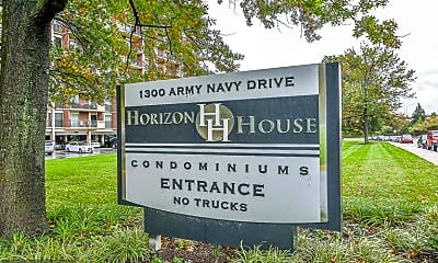 Community Signage, 1300 Army Navy Dr 801, 1