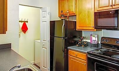 Kitchen, Copper Spring Apartments, 0