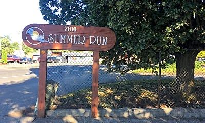 Summer Run, 1