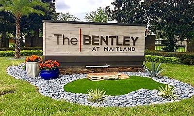 Community Signage, The Bentley at Maitland, 0