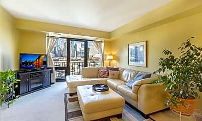 Living Room, 500 E Grant St 408, 1