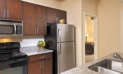 Kitchen, The Alexander at Patroon Creek, 1