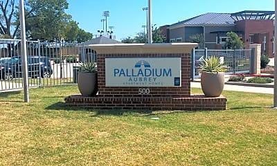 Palladium Aubrey, 1