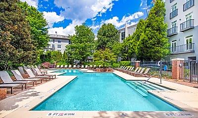 Pool, MAA Stratford, 0