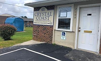 Crystal Coast Apartments, 1