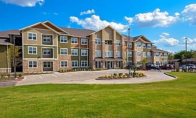 Building, The Elliott Senior Apartments, 0