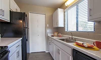Kitchen, Mission Palms, 1