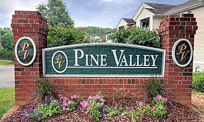 Building, Pine Valley, 1